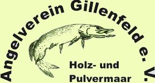 Logo des Angelvereins Gillenfeld